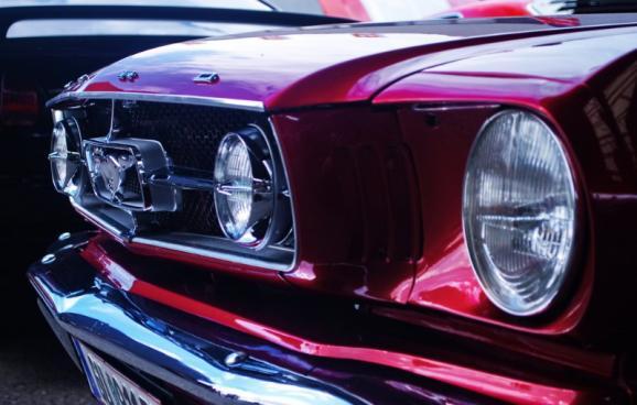 rénovation voiture ancienne